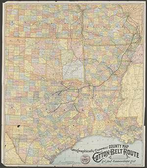 Southwest Collection Maps